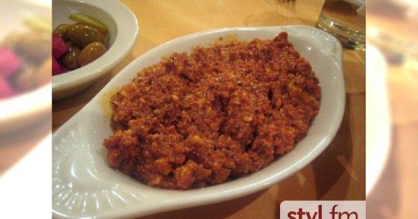 Dip paprykowo-pomidorowy
