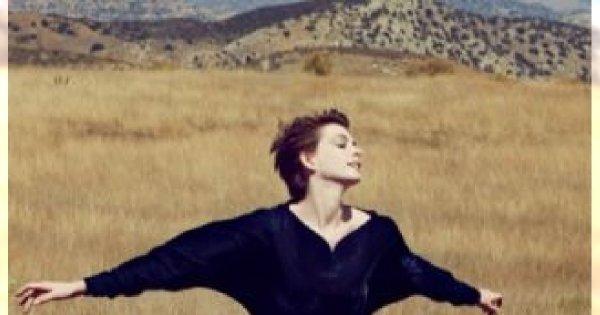 Anne Hathaway - piękna i szczęśliwa