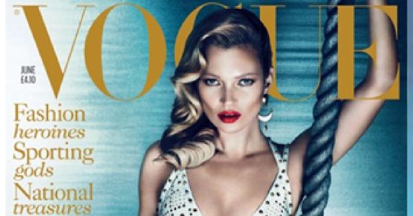 12 miesięcy z Vogue