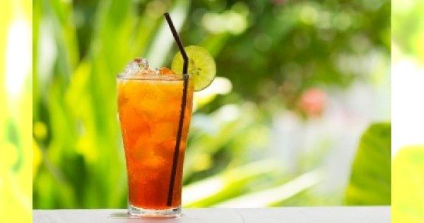 Drink - Blue Hawaiian