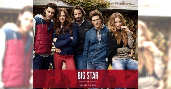 Przywitaj nowy sezon z kolekcją Big Star Fall Winter 2013/14!