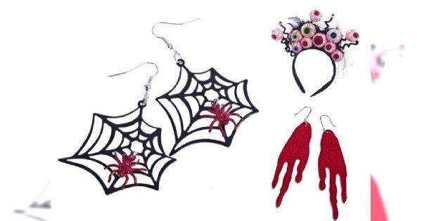 Dodatki na Halloween - odważ się straszyć!