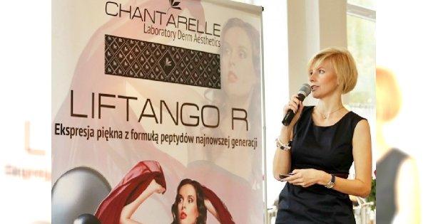 Nowość na rynku kosmetycznym: Liftango R od Chantarelle