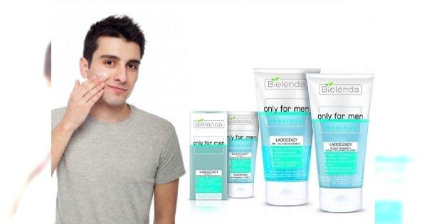Ultranawilżanie dla męskiej skóry - sprawdź!