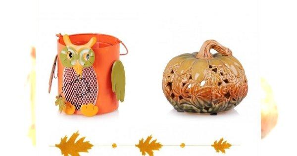 Dekorujemy wnętrza na Halloween - oryginalne gadżety