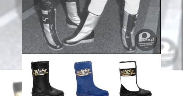 Do sklepów powracają buty relaksy z PRL-u