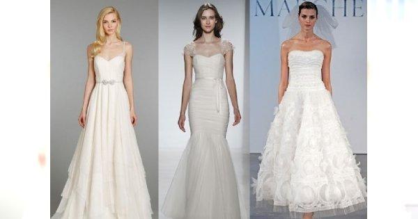Suknie ślubne - wielki katalog na wiosnę