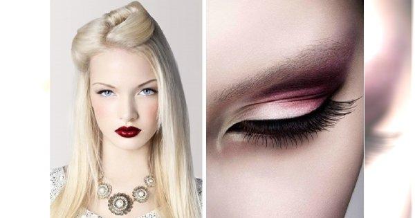 Makijaż ślubny w kolorze - internetowy katalog zdjęć
