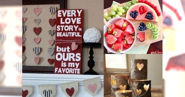 Prezenty DIY: zrób sam upominek na Walentynki!
