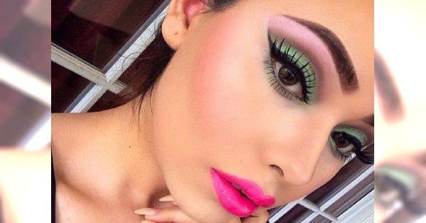 Make-up w różu: makijaże w najmodniejszym kolorze sezonu
