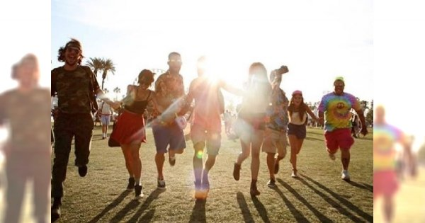 Najlepsze stylizacje z tegorocznego festiwalu Coachella