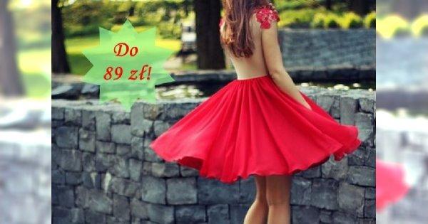 Wiosenne zakupy: sukienka do 89 złotych!
