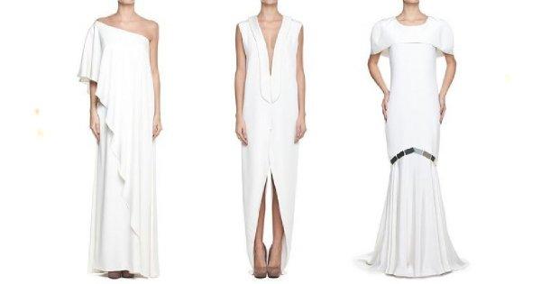 Panna młoda XXI wieku: nowoczesne suknie ślubne