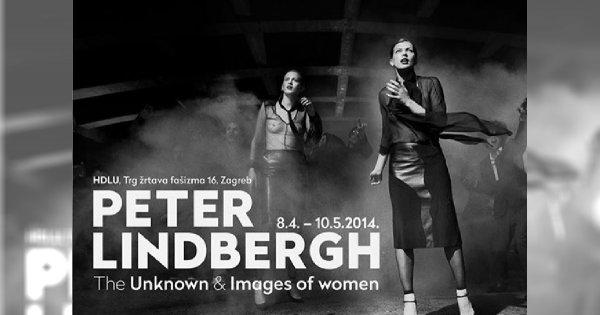 Wystawa fotografii mistrza Lindbergha w Zagrzebiu