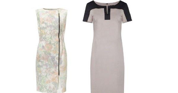 d38074ae35 Kolekcja sukienek wizytowych i dodatków Solar wiosna lato 2014