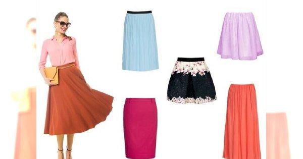 Mini, midi, maxi – przegląd spódnic