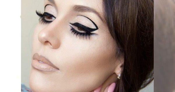 Makijaż oczu: pomysły na oryginalne kreski
