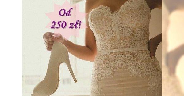 Moda ślubna 2014: stylizacje ślubne od 250 złotych!