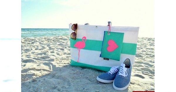 Letni shopping: plażowa torba