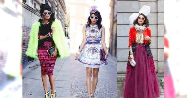 Kolorowy ptak polskiej blogosfery, czyli styl Macademian Girl