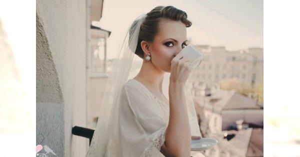 Fryzury ślubne pod kontrolą - gładkie koki i upięcia