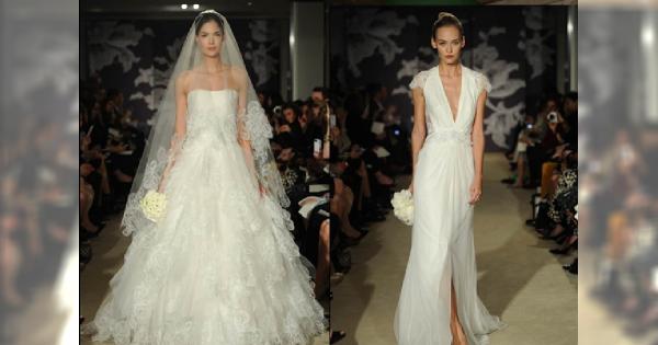 Kolekcja sukien ślubnych 2015 Caroliny Herrery