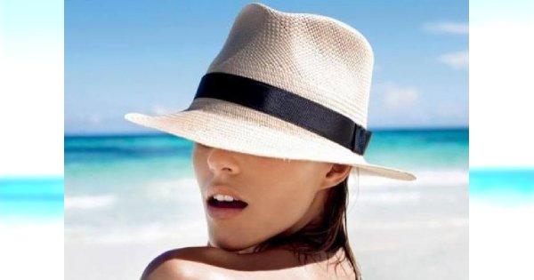 Moda plażowa: stylowe letnie kapelusze