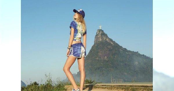 2xE, czyli energia i egzotyka w nowej kolekcji adidas Originlas i The Farm