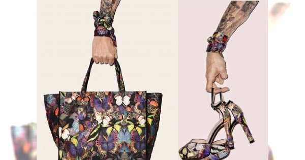 Ręce, które trzymają - Terry Richardson w kampanii Valentino