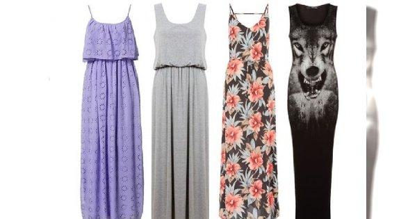 Moda maksymalna, czyli sukienki do ziemi