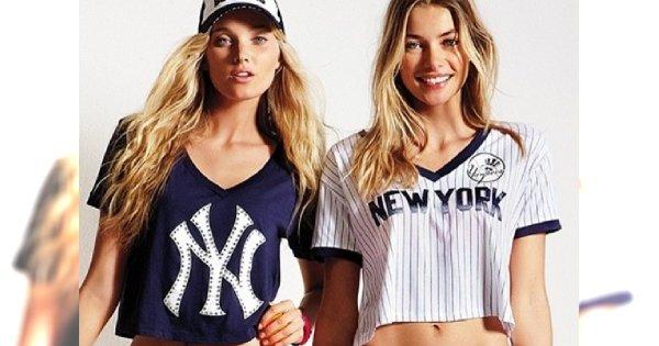 Prosto z baseballowego boiska - t-shirty nie tylko dla chłopczyc