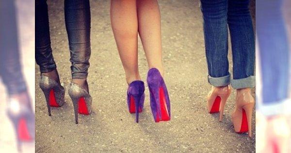 Czy buty mogą być wyzywające? I to jeszcze jak!