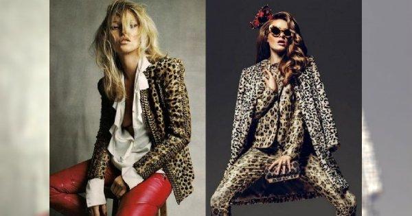 Zwierzęce printy: jak stylowo nosić panterkę?