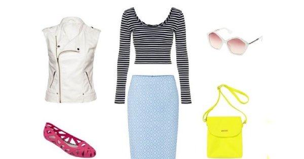 Moda do kwadratu - 3 propozycje stylizacji