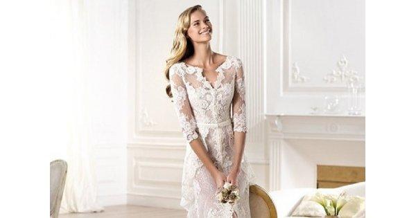 Cała w (s)ko(w)ronkach - 30 najpiękniejszych sukni ślubnych z Waszych galerii