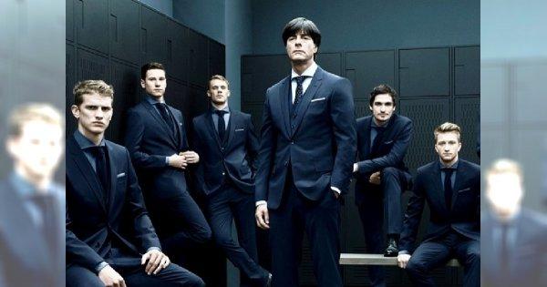 Mistrzowie Świata w piłce nożnej najlepszą reklamą Hugo Bossa