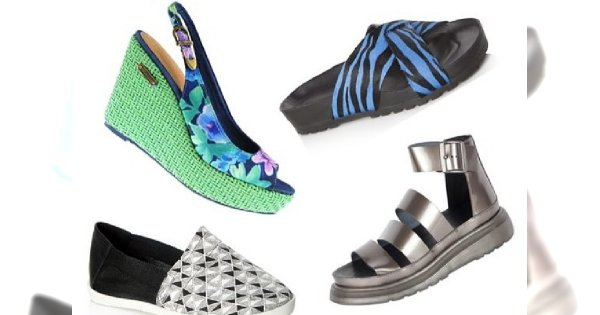 Trendy obuwie na lato: 4 top modele