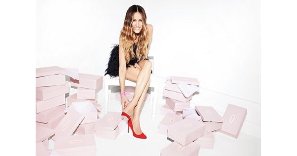 Druga kolekcja butów Sarah Jessici Parker