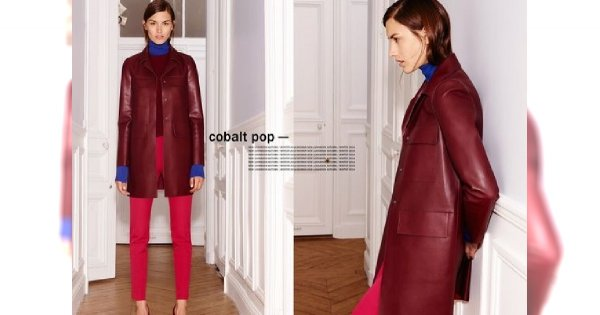 Trendy jesień-zima 2014/2015: lookbook Zara
