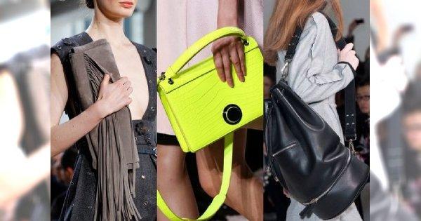 Trendy jesień-zima 2014/2015 - modne torebki
