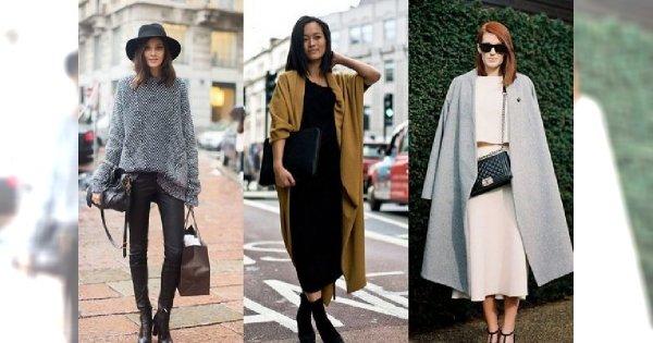 Moda uliczna: stylizacje oversize