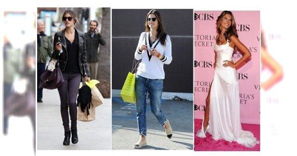 W stylu gwiazdy: ubierz się jak Alessandra Ambrosio