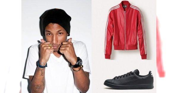 Premiera kolekcji Pharrella Williamsa dla Adidas Originals
