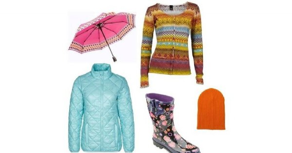 Na niepogodę... pogodna odzież!