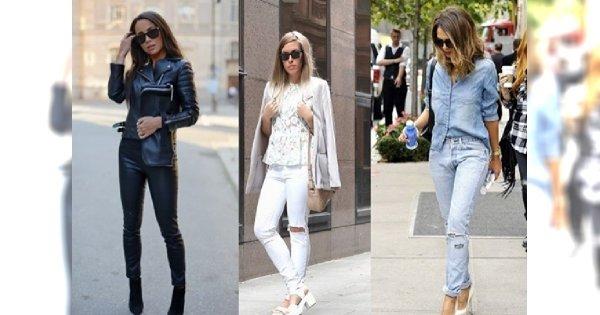 Moda od stóp do głów - najlepsze total looki