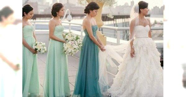 Sukienka dla druhny - galeria modnych propozycji