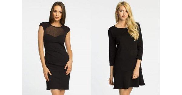 Sukienka do zadań specjalnych - mała czarna