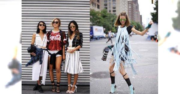 Najlepsze stylizacje z Tygodnia Mody w Nowym Jorku