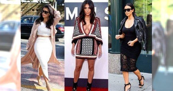 Gwiazdy pod lupą: styl Kim Kardashian