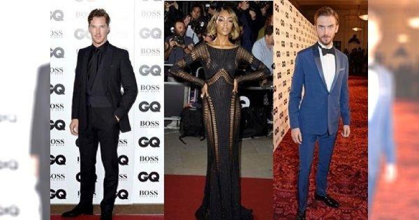 Gwiazdy na gali GQ Men of the Year Awards 2014